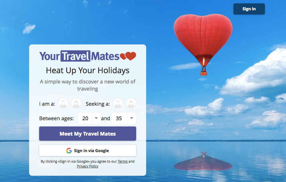 Your travel mates scam