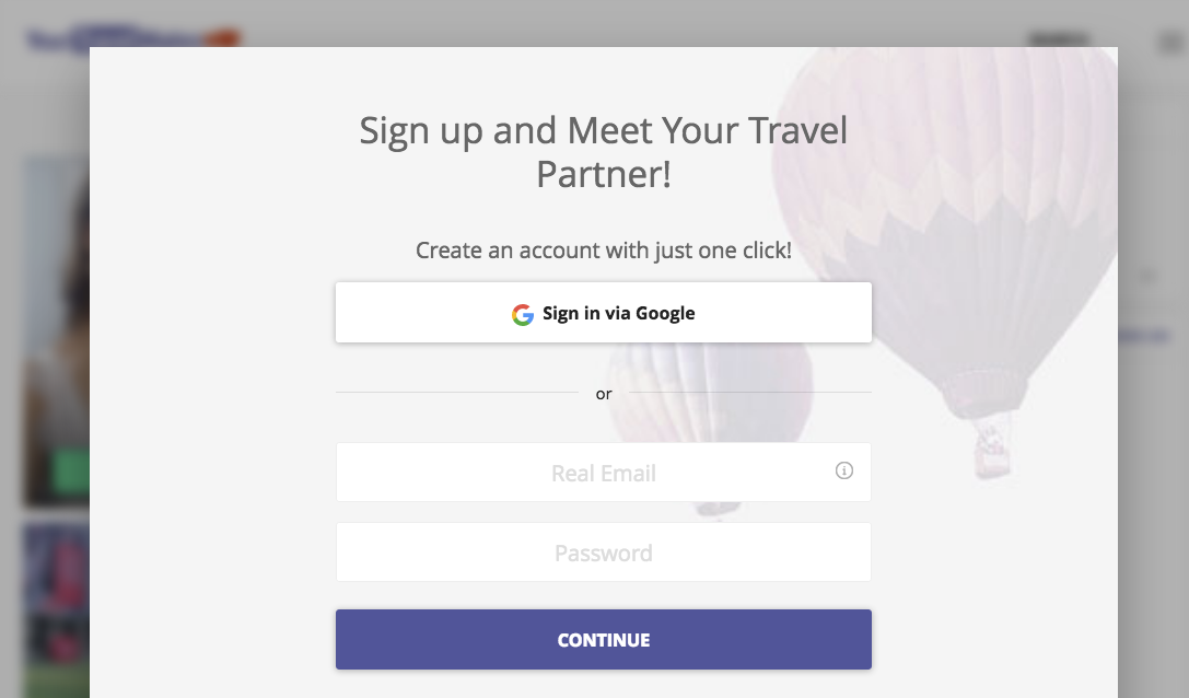 Your Travel Mates Reviews 2020   Sign Up, Costs, & Prices