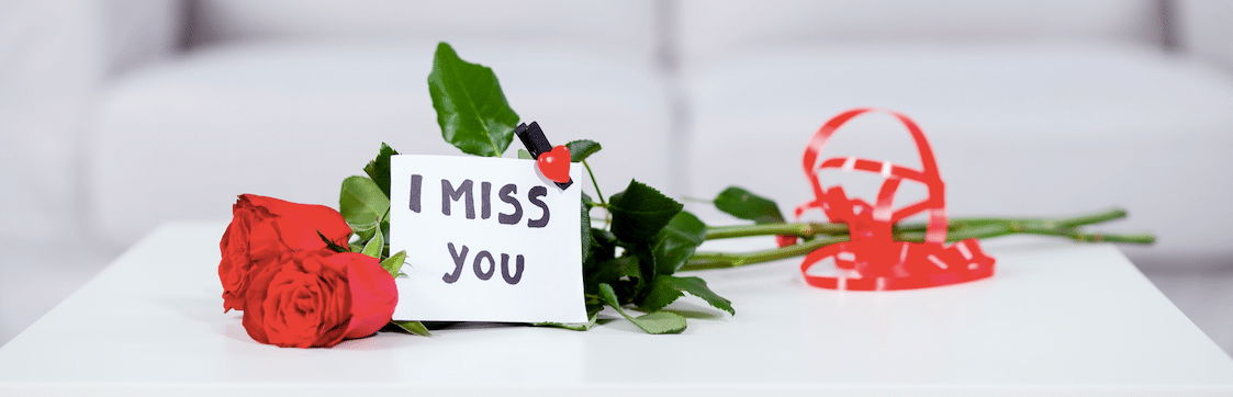 When do guys start to miss you after a breakup